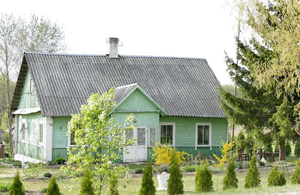 Domy na Litwie