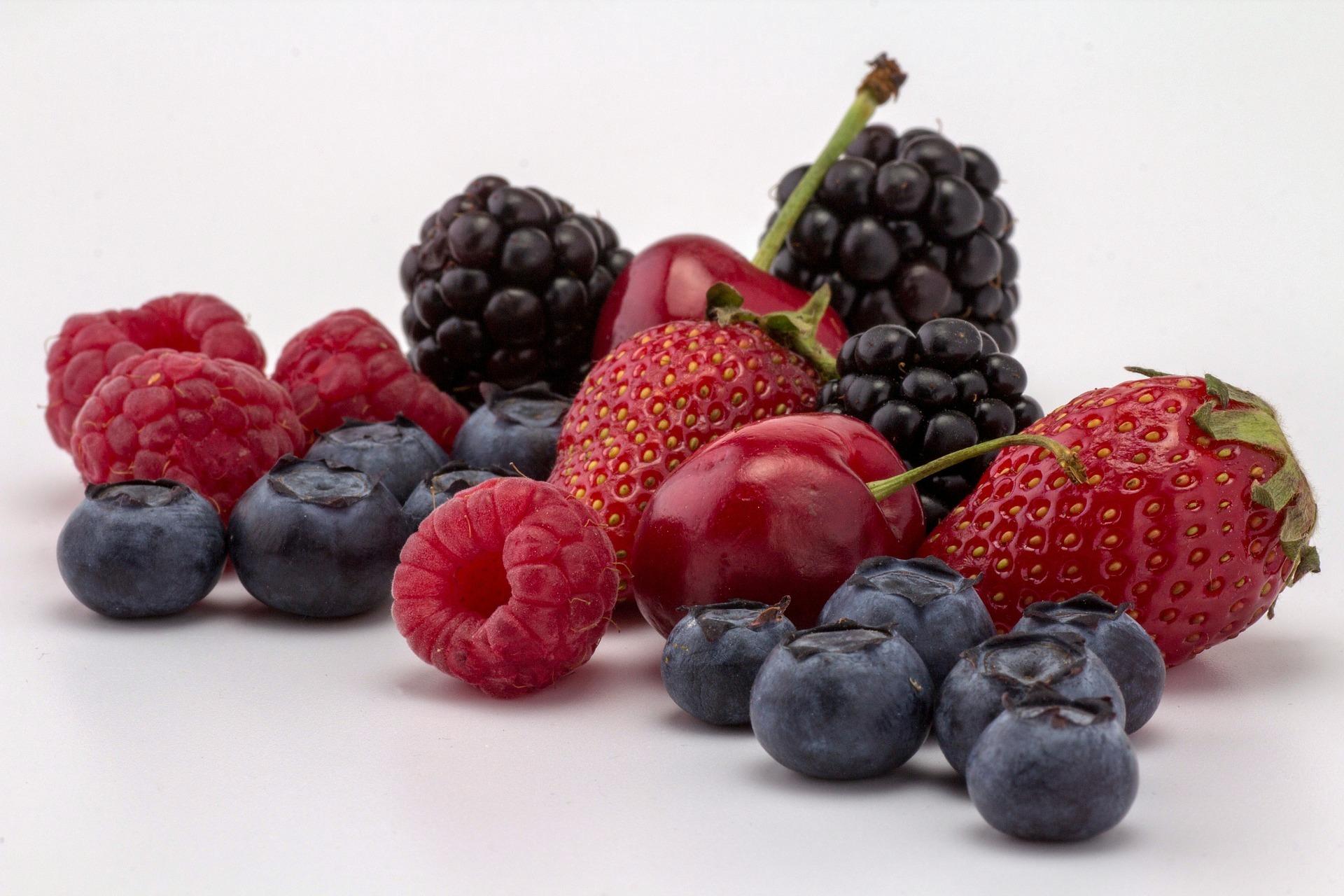 Nie ma dnia bez warzyw i owoców