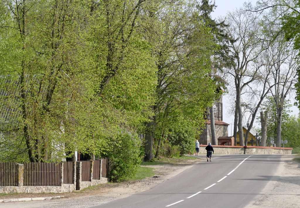 Droga w mieście