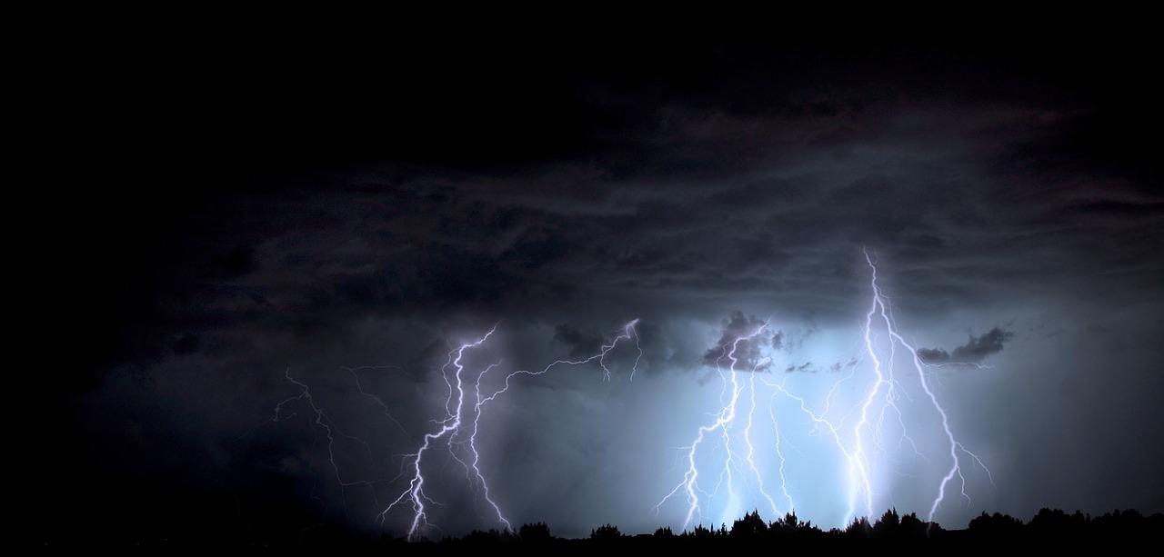Burza w Niebie