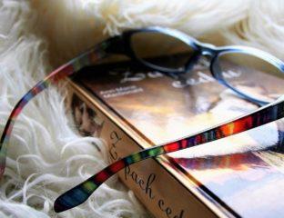 Okulary książka