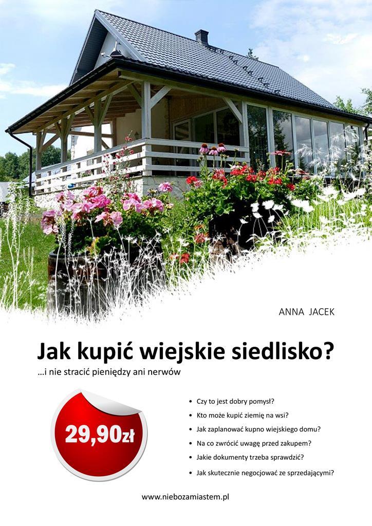 Jak kupić wiejskie siedlisko